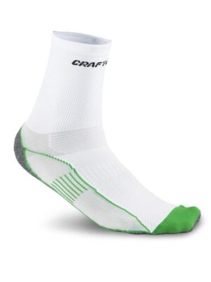 Active Run Sock – White, 46/48