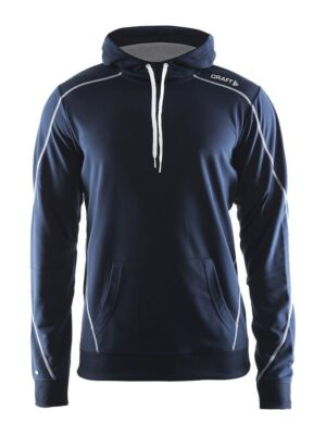 In The Zone Hood Herre – Dk.navy, XL