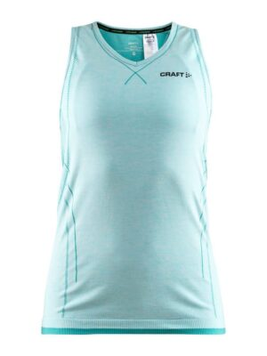 Active Comfort V-neck Singlet Dame – Heal, XL