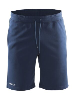 In-the-zone Sweatshort Herre – Dark Navy, XXL