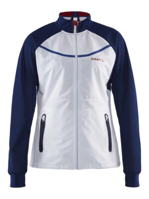 Intensity Jacket Dame – White, L