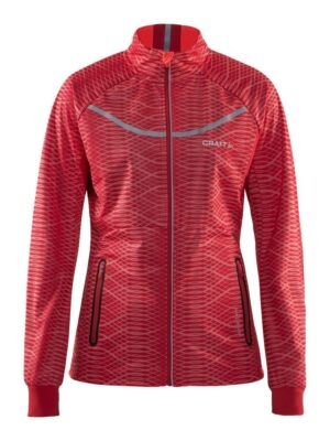 Intensity Jacket Dame – P Orbit Poppy, M