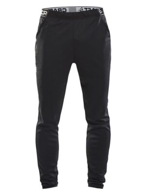 Deft Pants Herre – Black Melange/Grey, XXL