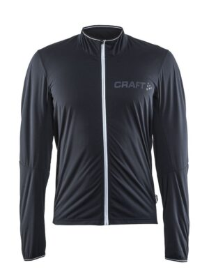Aerotec Jacket Herre – Black/White, XXL
