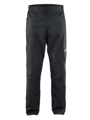 Ride Rain Pants Herre – Black, XXL