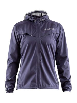 Repel Jacket Dame – Mystery/Silver, XL