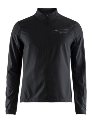 Breakaway Jacket Herre – Black, XXL