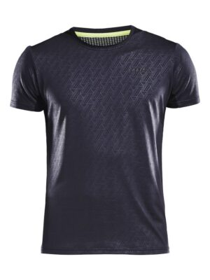 Breakaway SS Tee One Herre – Gravel/Black, XL
