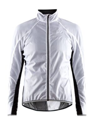 Lithe Jacket Dame – White/Black, XL