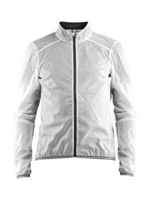 Lithe Jacket Herre – White/Black, XXL