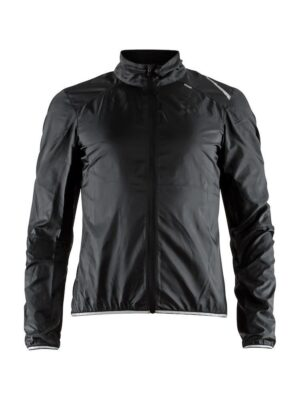 Lithe Jacket Herre – Black, XXL