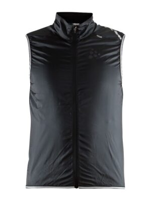 Lithe Vest Herre – Black, XL
