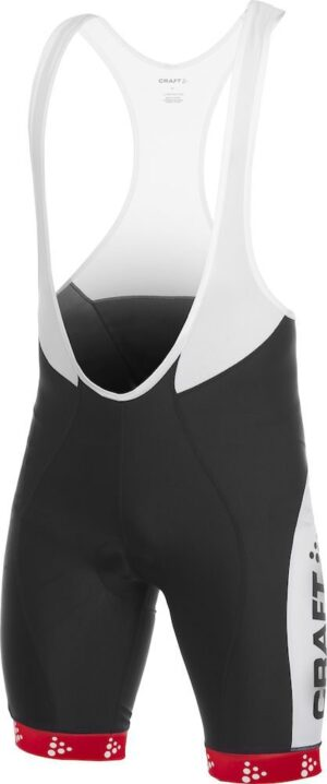 Active Logo Bib Shorts M – Black, XXL