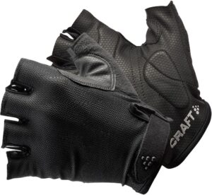 Active Bike Glove – White/Black, 9/M
