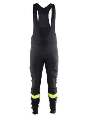 Velo Thermal Wind Bib Tights M – Black/Flumino, XL