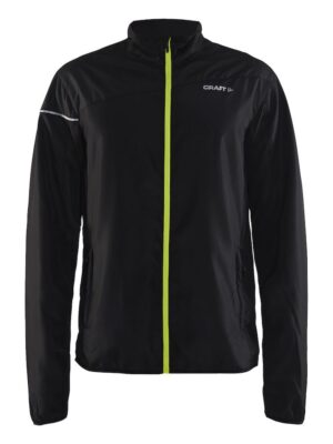 Radiate Jacket M – Black/Go, XL
