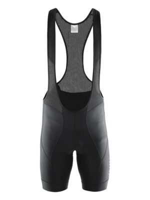 Move Bib Shorts M – Black, L