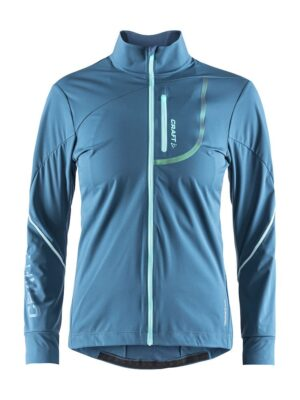 Pace Jacket Dame – Fjord/Sea, XL