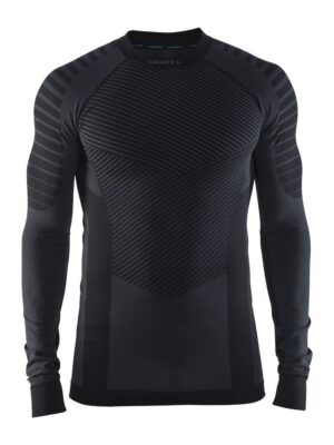 Active Intensity CN LS M – Black/Granite, XXL