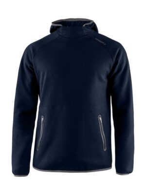 Emotion Hood Sweatshirt M – Dark Navy, 3XL
