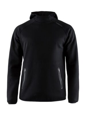 Emotion Hood Sweatshirt M – Black, L