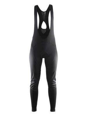 Belle Wind Bib Tights – Black, XL