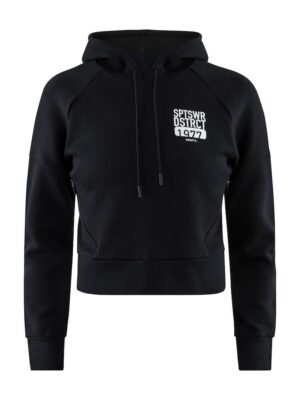 District Hood W – Black, L