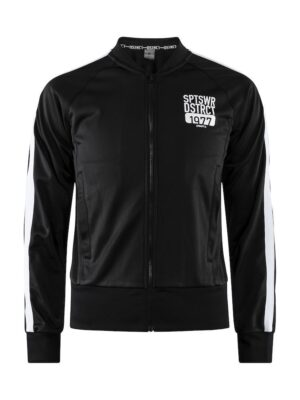 District Wct Jkt W – Black, L