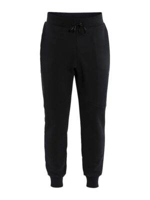 District Crotch Sweat Pants M – Black, XXL