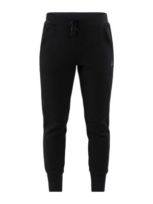 District Crotch Sweat Pants W – Black, XL