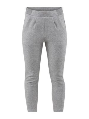 District Clean Jogger W – Grey Melange, XL