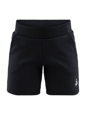 District Shorts Jr – Black, 158/164