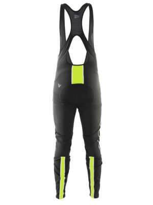 Storm Bib Tights without pad M – Black/Flumino, XXL