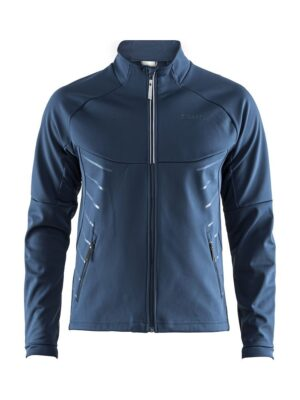Warm Train Jacket M – Tide, L