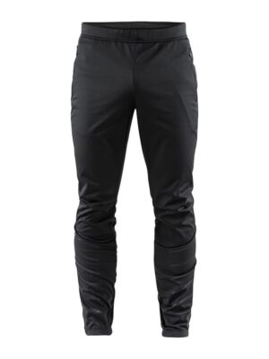 Warm Train Pant M – Black, XXL