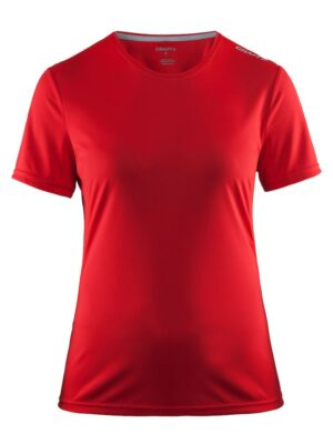 Mind SS Tee W – Bright Red, XL