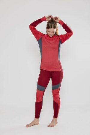 Baselayer Set W – Beam/Rhubarb, XXL