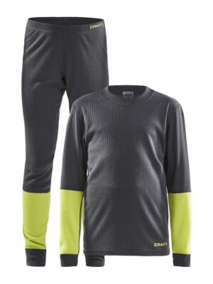 Baselayer Set J – Asphalt/Acid, 158/164