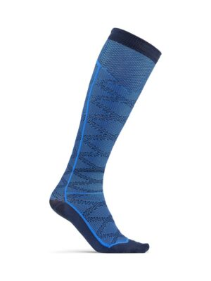 Compression Pattern Sock – Blaze/Burst, 43/45