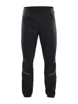 Warm Train Pant M – Black/Transparent Grey, XXL