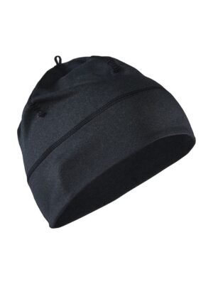Repeat Hat – Black Melange
