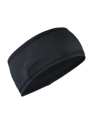 Repeat Headband – Black Melange, 0