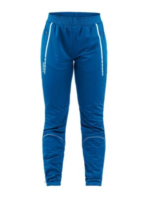 Club 3/4 Zip Pants W – Sweden Blue, XL
