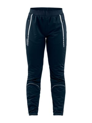 Club 3/4 Zip Pants W – Dark Navy, M