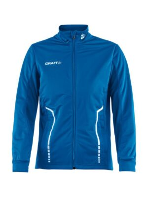 Warm Club Jacket J – Sweden Blue, 158/164