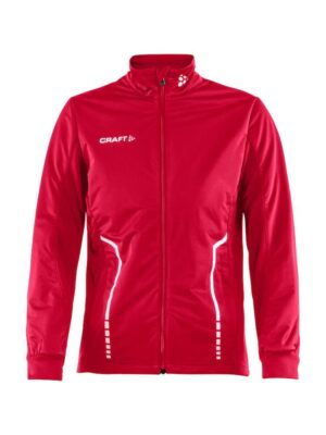 Warm Club Jacket J – Bright Red, 158/164