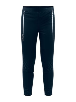 Warm Club 3/4 Zip Pants J – Dark Navy, 158/164