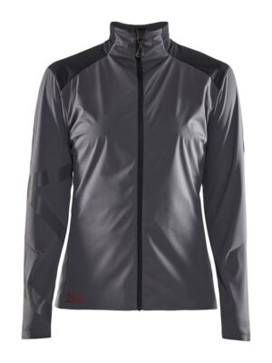 Pursuit Pace Fuseknit Jacket W – Asphalt/Black, M