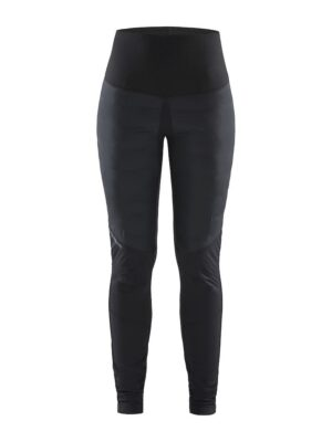 Pursuit Thermal Tights W – Black, XXL