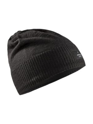 Urban Knit Hat – Black